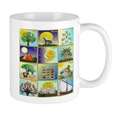 12 Tribes Of Israel Mugs