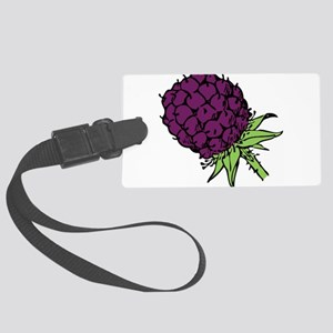 Blackberry Luggage Tag