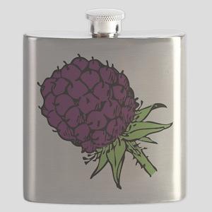 Blackberry Flask