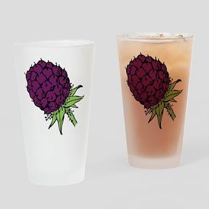 Blackberry Drinking Glass
