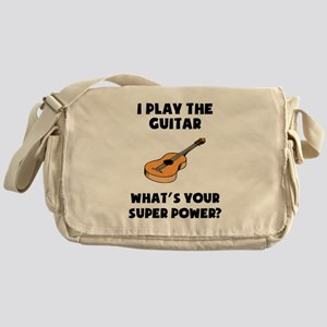 I Play The Guitar Whats Your Super Power? Messenge