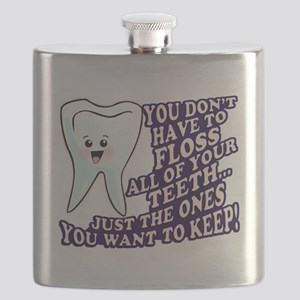 Dentist Dental Hygienist Flask