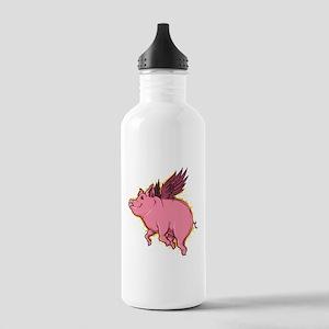 Flying Pig Water Bottle