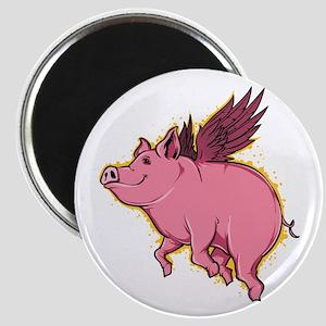 Flying Pig Magnets