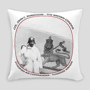 Brown Condor & Lion of Judah on Et Everyday Pillow