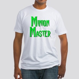 Minion Master Fitted T-Shirt