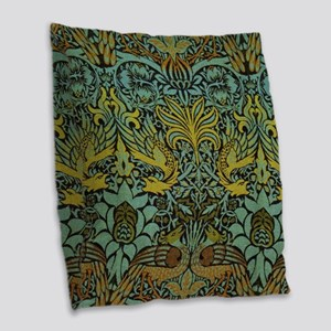 Peacock and Dragon William Morris Tapestry Design