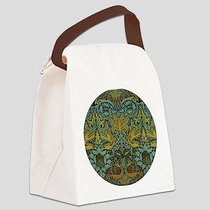 Peacock and Dragon William Morris Tapestry Design