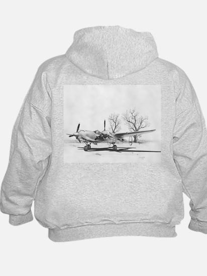 P-38 J Lightning Hoody