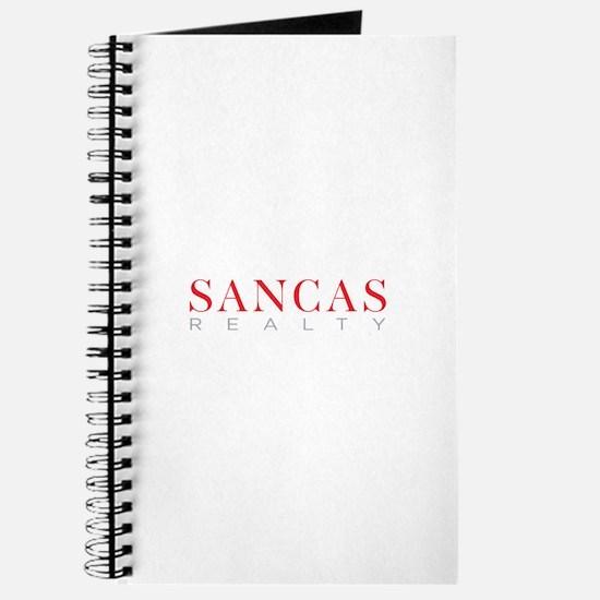 SANCAS Realty Preferred Logo Journal