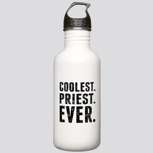 Coolest. Priest. Ever. Water Bottle