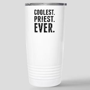 Coolest. Priest. Ever. Travel Mug