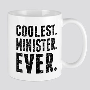 Coolest. Minister. Ever. Mugs