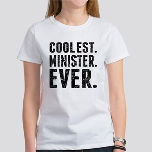 Coolest. Minister. Ever. T-Shirt