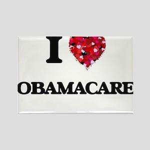 I Love Obamacare Magnets
