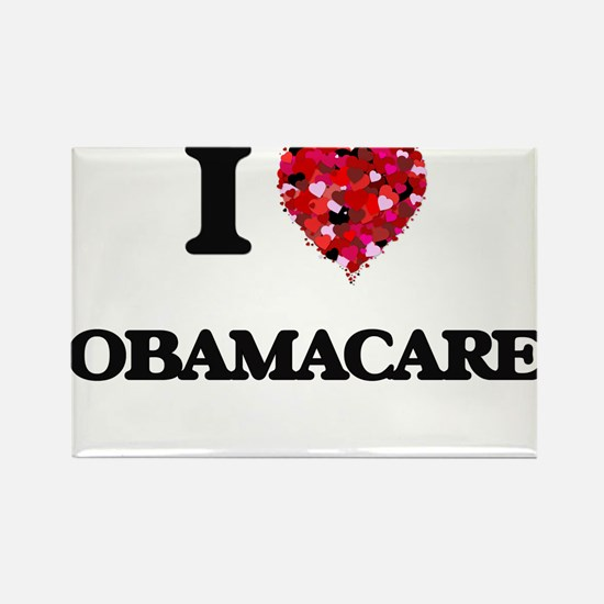 I Love Obamacare Magnets