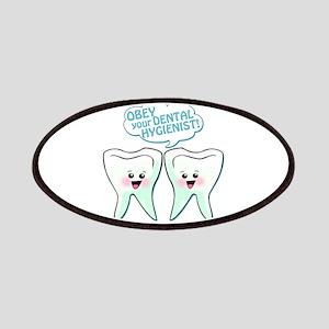 Dentist Dental Hygienist Patch