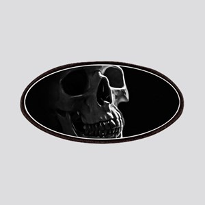Human Skull Patch