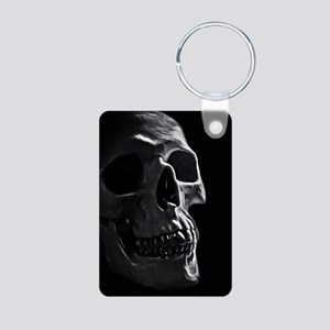 Human Skull Keychains