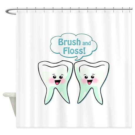 dental student shower curtains cafepress Dentist Gloves