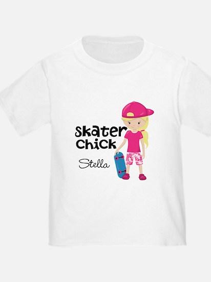 Skater Chick T