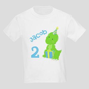 Baby Dinosaur Kids Light T-Shirt