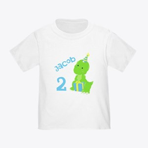 Baby Dinosaur Toddler T-Shirt