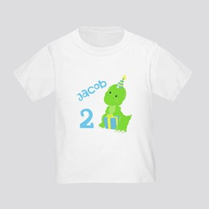 Baby Dinosaur Toddler T-Shirt