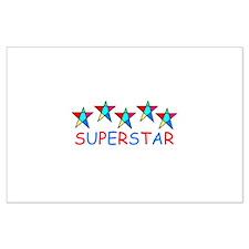 SUPERSTAR Large Poster
