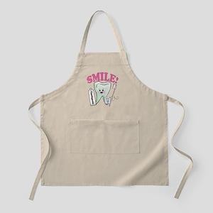 Smile Dentist Dental Hygiene Apron