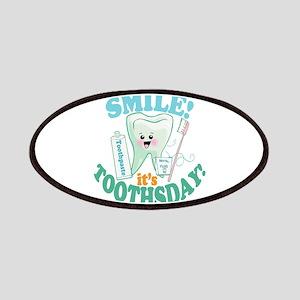 Smile Dentist Dental Hygiene Patch