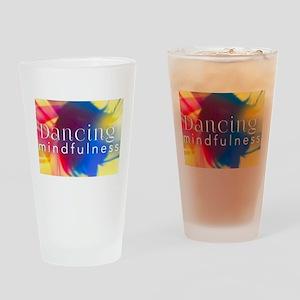 Dancing Mindfulness Drinking Glass