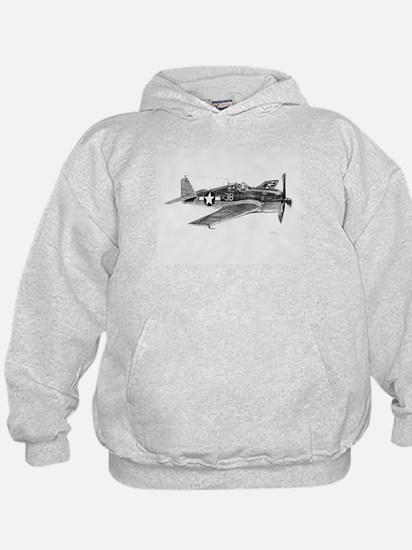 F6F Hellcat Hoodie