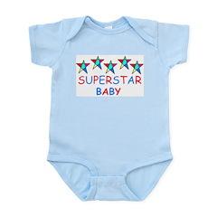 SUPERSTAR BABY Infant Bodysuit