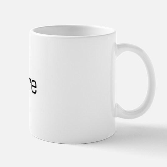 I Sing Therefore I Am Mug