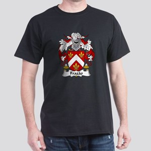 Frazao Family Crest Dark T-Shirt