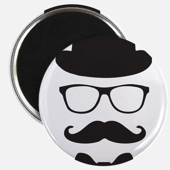 Original Hipster Magnets