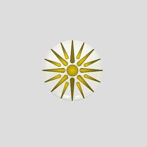 Sun Symbol Mini Button (10 pack)