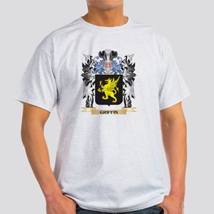Griffin Coat of Arms - Family Crest T-Shirt