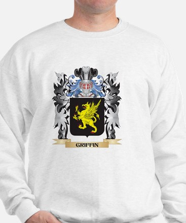 Griffin Coat of Arms - Family Crest Sweater