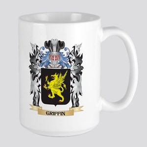Griffin Coat of Arms - Family Crest Mugs
