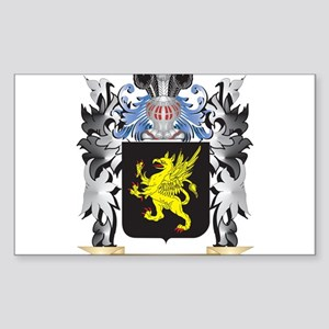 Griffin Coat of Arms - Family Crest Sticker
