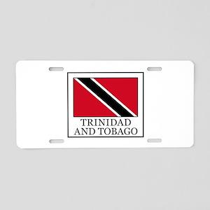 Trinidad and Tobago Aluminum License Plate