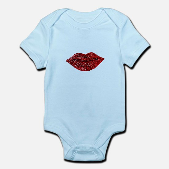 SPARKLING_LIPS Body Suit