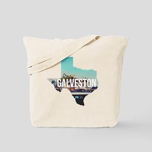 Galveston, Texas Tote Bag