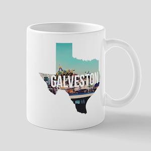 Galveston, Texas Mug