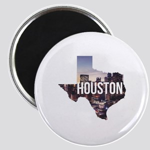Houston, Texas Magnet