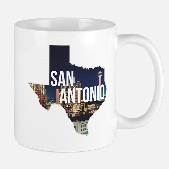 Cute San antonio texas Mug