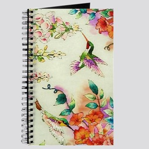 HUMMINGBIRD_STAINED_GLASS Journal