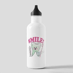 Smile Dentist Dental H Stainless Water Bottle 1.0L